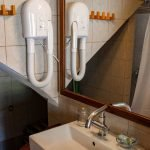 Bathroom in Skiathos Villa Jasmin