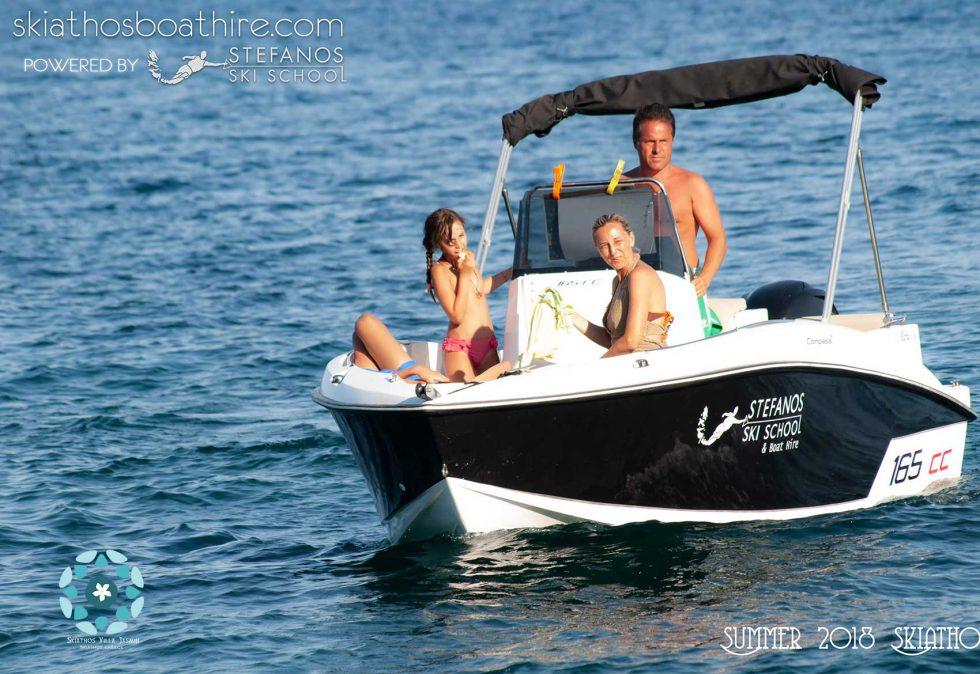 skiathos villa jasmin -services-skiathos boat hire