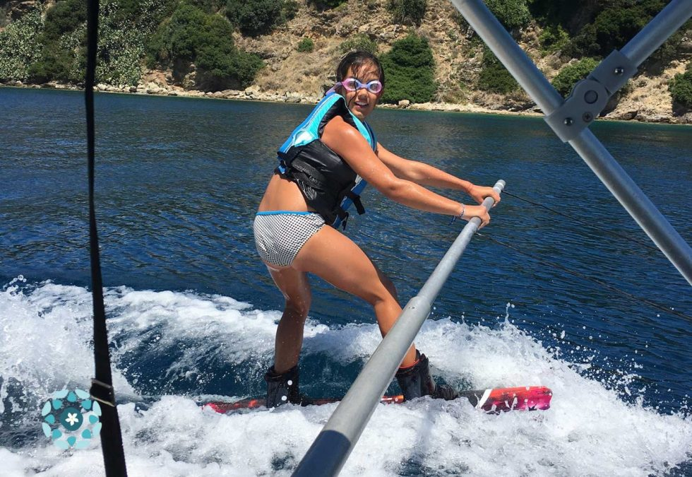 Watersports in Skiathos Villa Jasmin